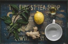 Livsnjutning: choklad och te på egna kryddor